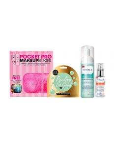 MakeUp Eraser Practice Proper Make-Up Removal Kit