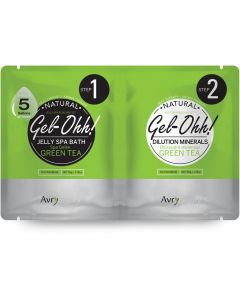 AvryBeauty Jelly Spa Foot Soak Green Tea