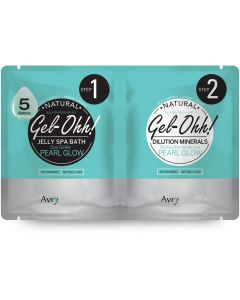 AvryBeauty Jelly Spa Pedi Bath Pearl Glow