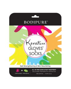 Bodipure Moisturizing Gloves & Foot Socks with Keratin