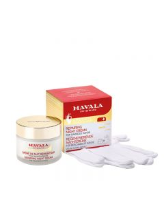 Mavala Repairing Night Cream For Hands with Gloves 70ml