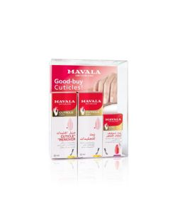 Mavala Goodbye Cuticles Kit