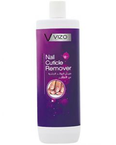 Vizo Clavo Nail Cuticle Remover Pink 1000Ml