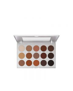Kryolan Professional Esd Set 15 5315 Smokey Brown