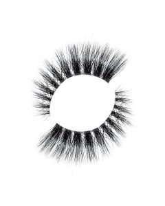 Lilly Lashes Strip lashes 3D MinkGlam CollectionInvisible Band Janice