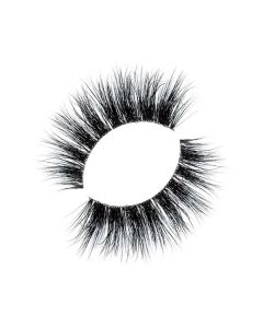 Lilly Lashes Strip lashes 3D Mink Invisible Band Ela