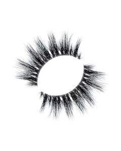 Lilly Lashes Strip Lashes 3D Mink Invisible Band Lyla