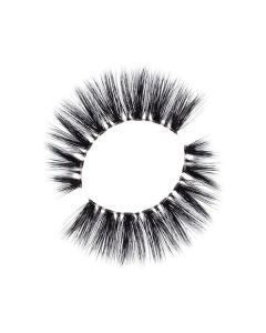 Lilly Lashes Strip lashes 3D Faux Mink Invisible Band Collection Sophia