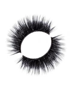 Lilly Lashes Strip lashes 3D Faux Mink Invisible Band Collection Dalia