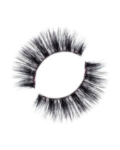 Lilly Lashes Strip lashes 3D Faux Mink Invisible Band Collection Olivia
