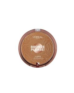 L'Oreal Paris Terra Glam Bronze Powder 02 Capri Natural
