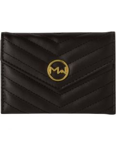 Mai Couture Wallet Black