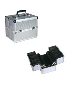 Masters Professional Cosmetic Case with Extensible Trays