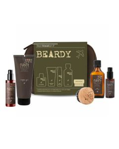 Nashi Argan Beardy Beard Grooming Essentials Kit