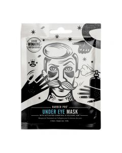 BarberPro UNDER EYE MASK with charcoal & volcanic ash 3.5 g