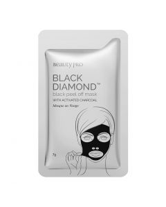 BeautyPro Black Peel Charcoal Mask 3*7g
