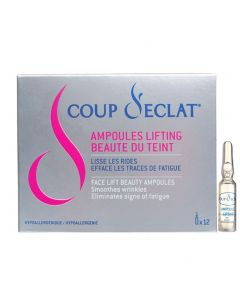 Coup D Eclat Lifting Ampoules 12X1Ml