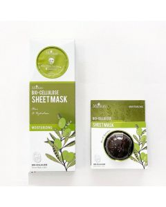 Maskafe Bio - Cellulose Moisturizing Sheet Mask - 3 pieces