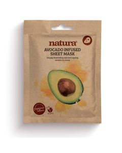 Natura Avocado Sheet Mask
