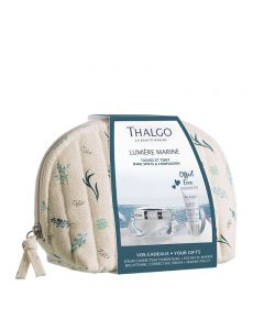 Thalgo Lumiere Marine Brightening Kit with Pouch