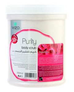 Vizo Sensia Body Scrub Raspberry 1000Ml
