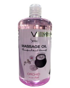 Vizo Sensia Massage Oil Orchid 1000Ml