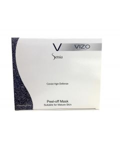 Vizo Sensia Caviar Age Defense Peel Off Mask For All Skin