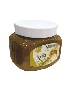 Vizo Sensia Face And Body Scrub Gold 500Ml - Viz2217
