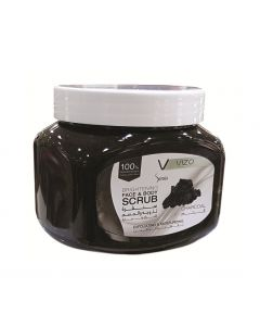 Vizo Sensia Face And Body Scrub Charcoal 500Ml