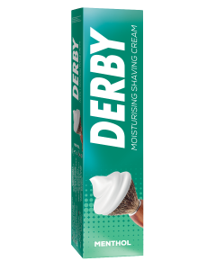 Derby Shaving Cream Menthol 100G